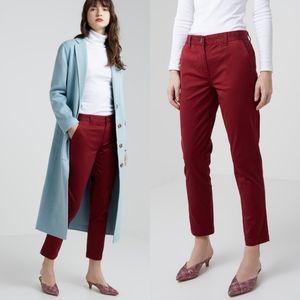 Current / Elliott Straight Leg Denim Jean Pants